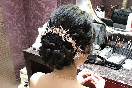 [小香-Abby] 婚禮造型