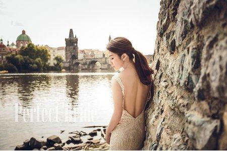 海外旅拍 婚紗造型