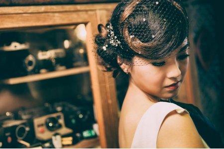 婚紗-歐式復古造型