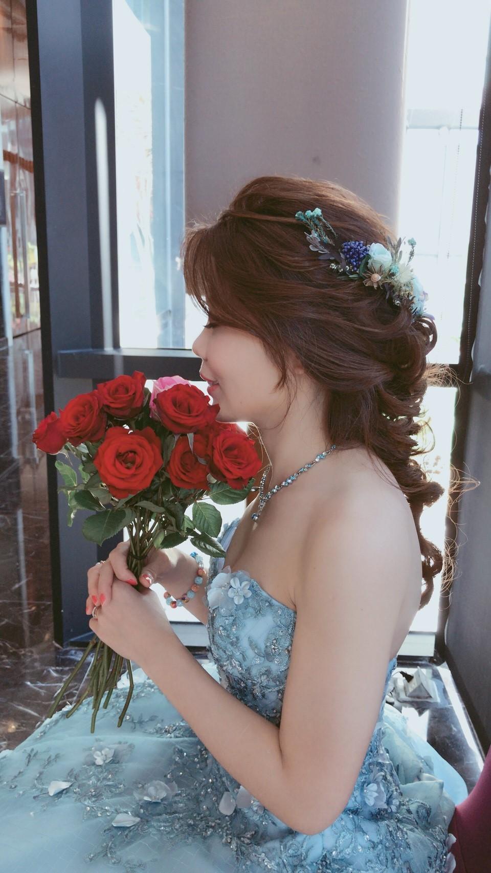 莉瑾聖誕婚禮_180119_0035 - Lillian 新娘秘書造型工作室《結婚吧》