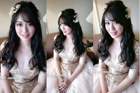 台北新娘秘書  amanda