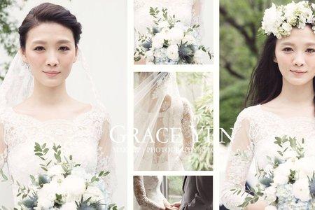 婚禮新娘妝髮設計