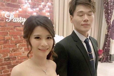 台中新秘Nisi  空靈唯美公主系列 結婚妝髮/結婚造型/新娘造型