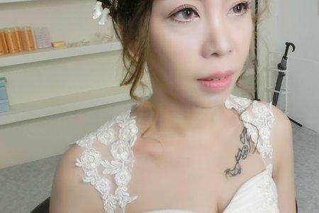 MH 新娘造型