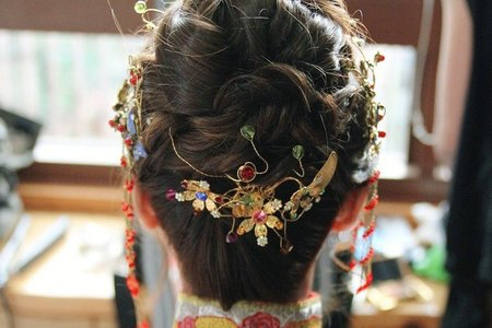 中國傳統婚禮之龍鳳褂❤值得你收藏一輩子❗