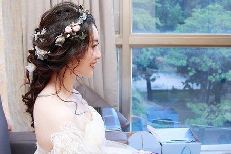 結婚午宴新娘秘書三造型(原台中市)