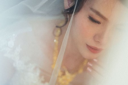美到被電到的婚禮