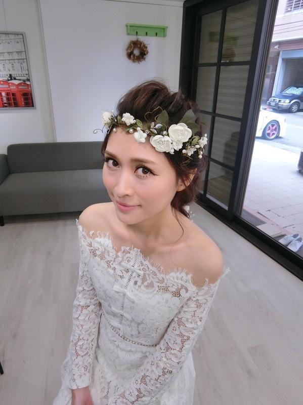 (編號:232634) - 華岑Zoey MakeUp Stylis - 結婚吧