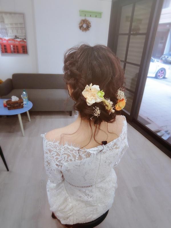 (編號:232643) - 華岑Zoey MakeUp Stylis - 結婚吧