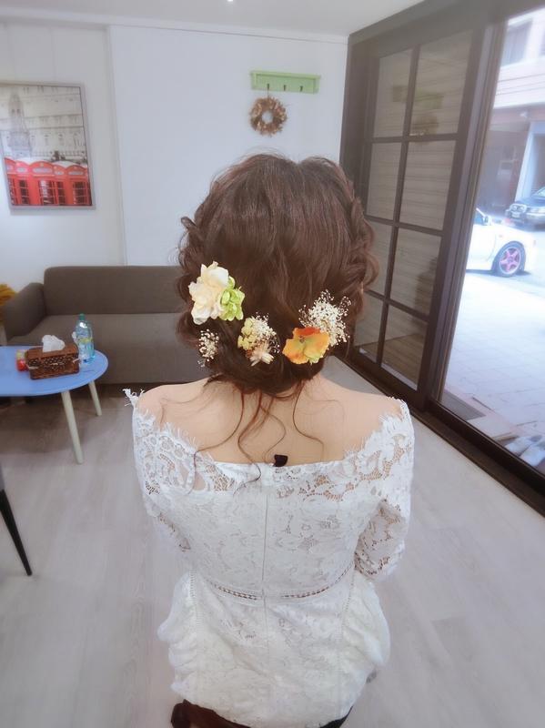 (編號:232644) - 華岑Zoey MakeUp Stylis - 結婚吧