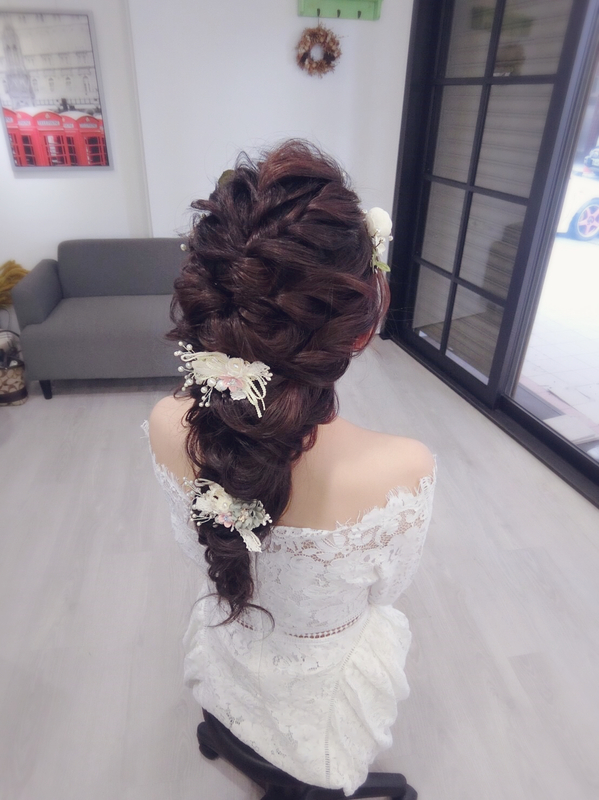 (編號:232648) - 華岑Zoey MakeUp Stylis - 結婚吧