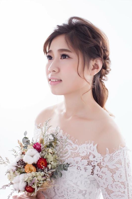 (編號:232774) - 華岑Zoey MakeUp Stylis - 結婚吧