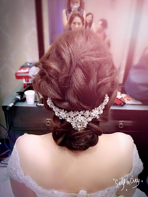 (編號:232812) - 華岑Zoey MakeUp Stylis - 結婚吧