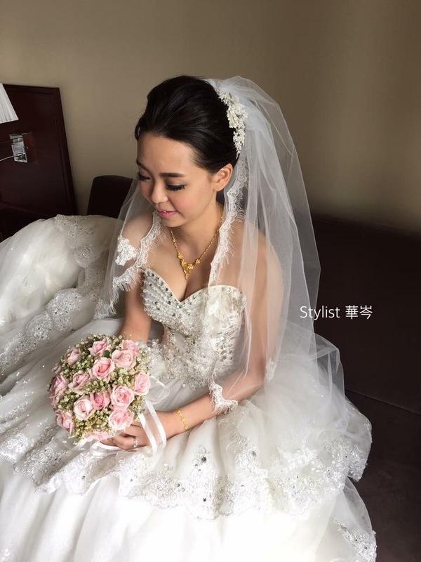 (編號:232818) - 華岑Zoey MakeUp Stylis - 結婚吧