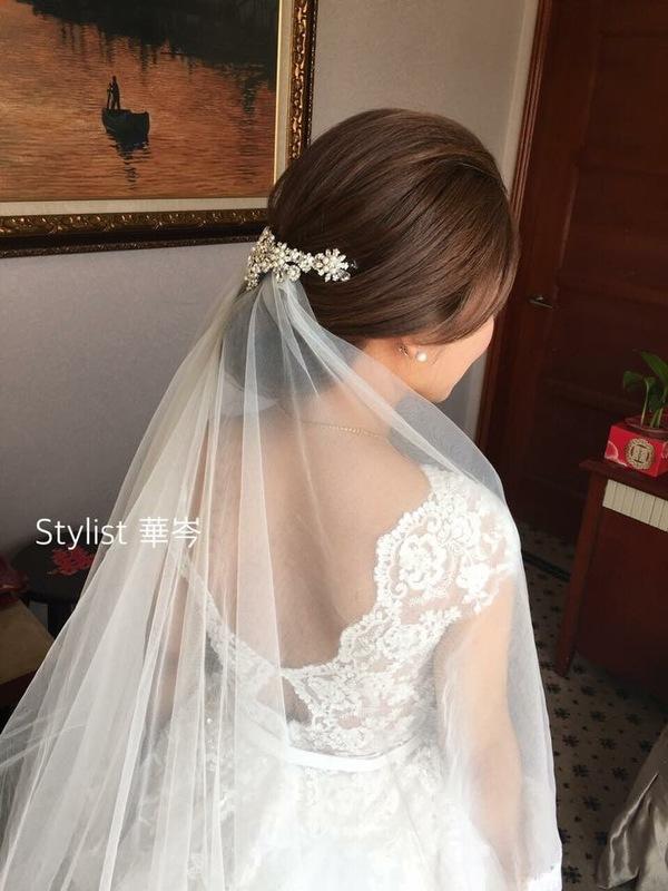 (編號:232822) - 華岑Zoey MakeUp Stylis - 結婚吧