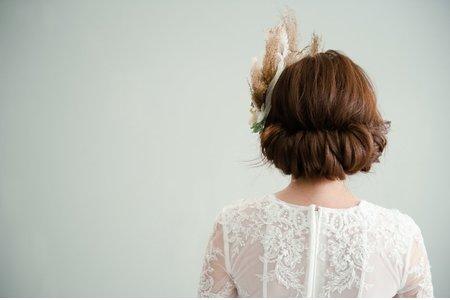 婚紗樣本作品-Model 小花