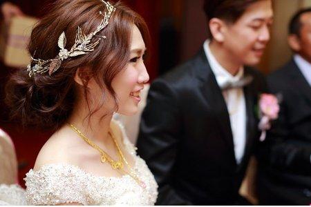 婚禮紀錄~Bride 布丁  / 攝影師-安室