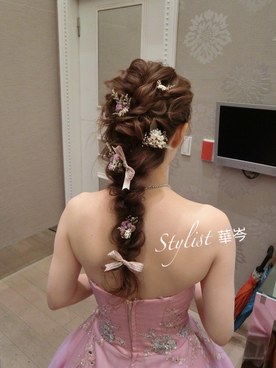 (編號:410611) - 華岑Zoey MakeUp Stylis - 結婚吧