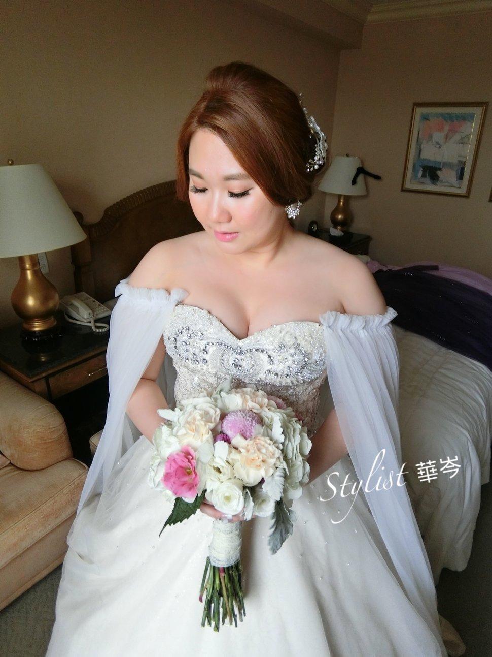 (編號:411590) - 華岑Zoey MakeUp Stylis - 結婚吧