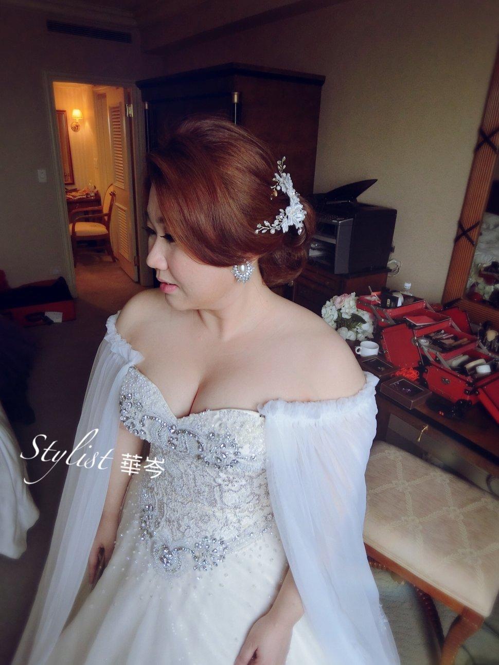 (編號:411591) - 華岑Zoey MakeUp Stylis - 結婚吧