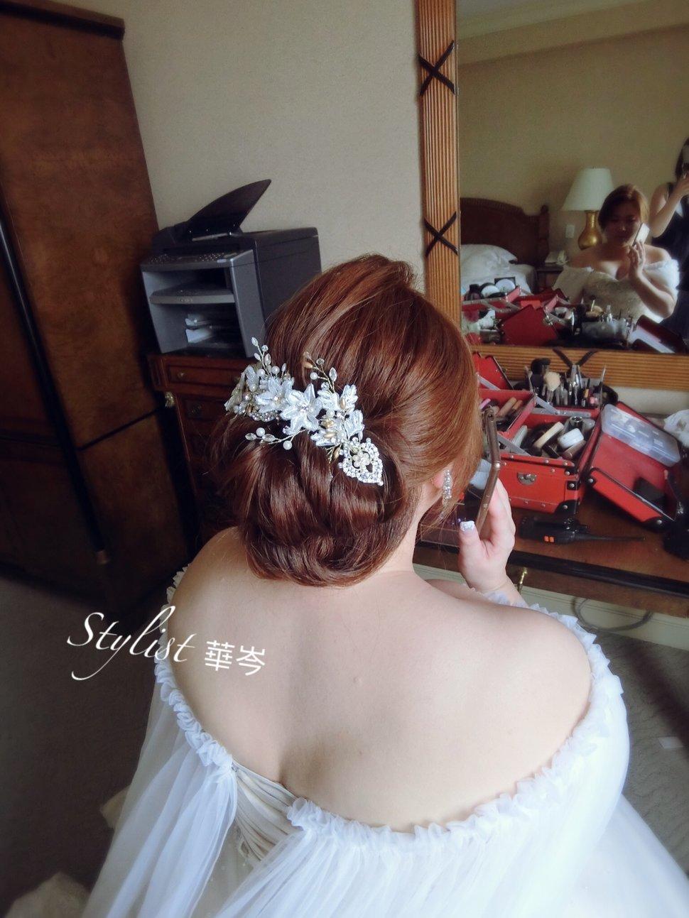 (編號:411592) - 華岑Zoey MakeUp Stylis - 結婚吧