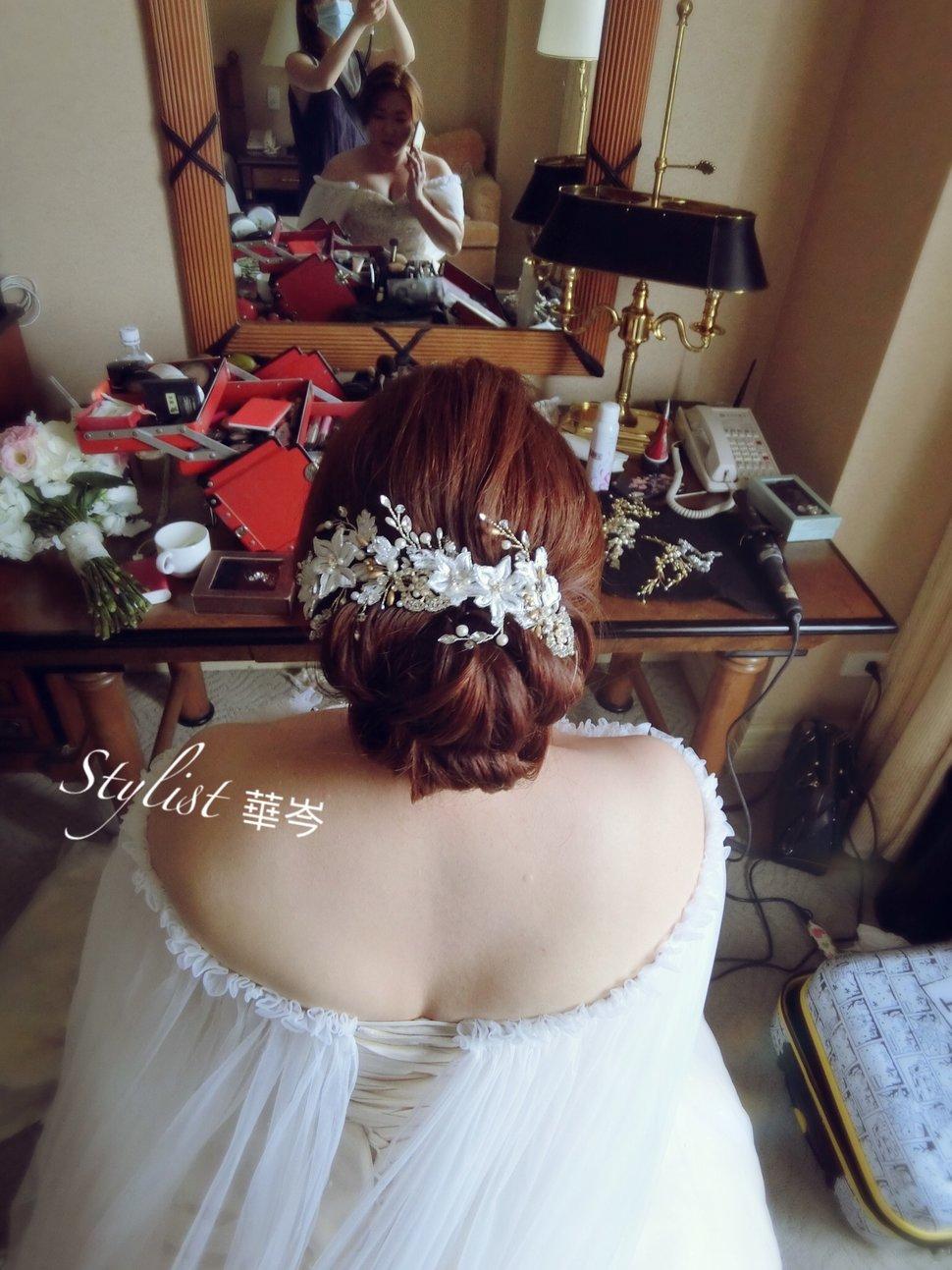 (編號:411593) - 華岑Zoey MakeUp Stylis - 結婚吧