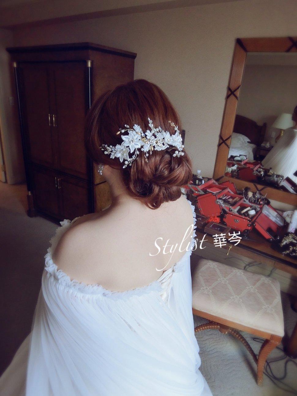 (編號:411594) - 華岑Zoey MakeUp Stylis - 結婚吧