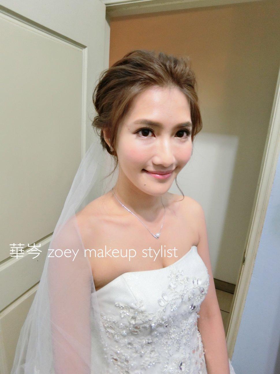 (編號:532883) - 華岑Zoey MakeUp Stylis - 結婚吧