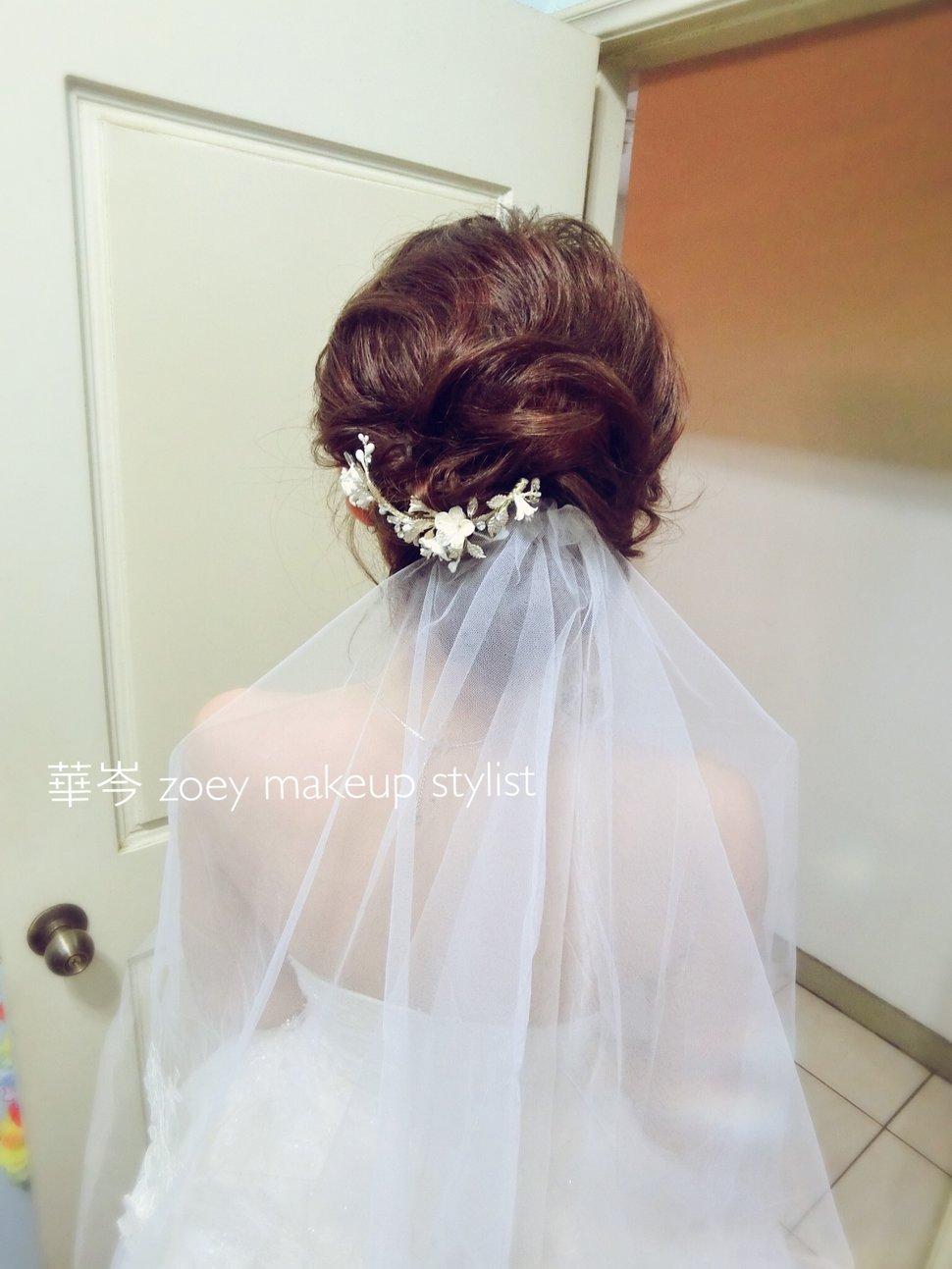 (編號:532885) - 華岑Zoey MakeUp Stylis - 結婚吧