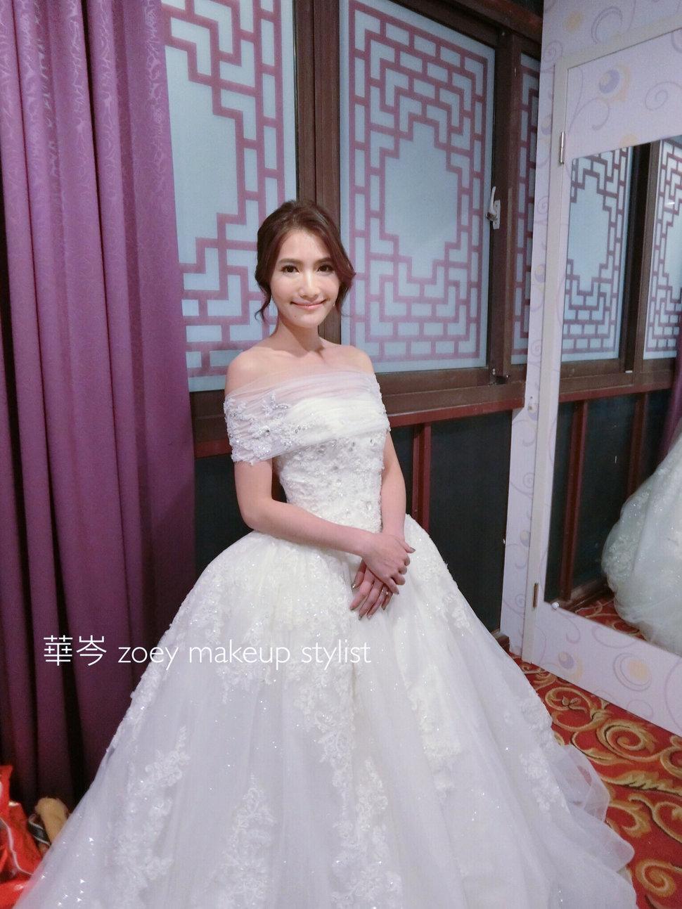 (編號:534487) - 華岑Zoey MakeUp Stylis - 結婚吧