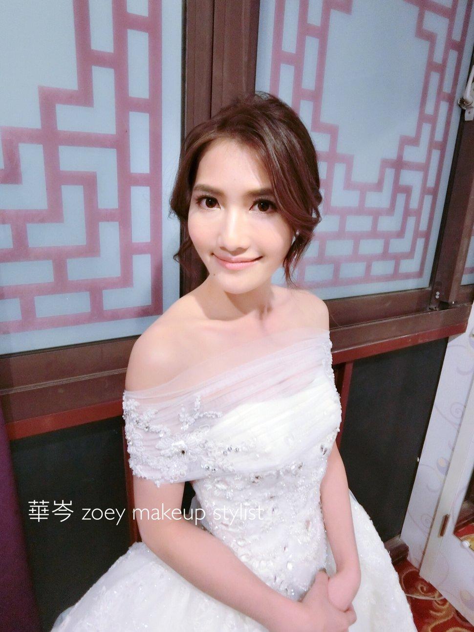 (編號:534488) - 華岑Zoey MakeUp Stylis - 結婚吧