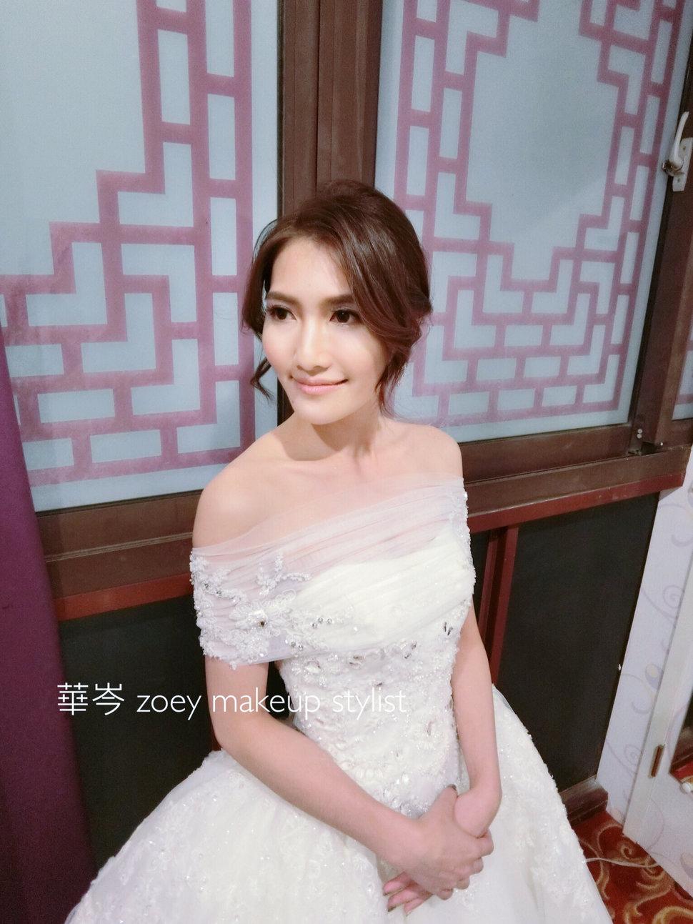 (編號:534490) - 華岑Zoey MakeUp Stylis - 結婚吧