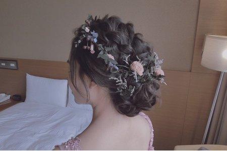 婚宴~仙仙的甜美風格