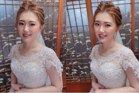 韓式優雅白紗造型精選