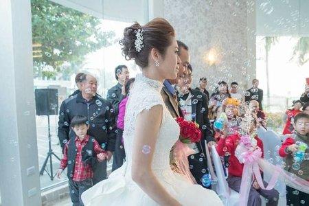 好美的戶外婚禮場地 Bride: 穎禧