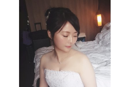 日本女孩清新妝容