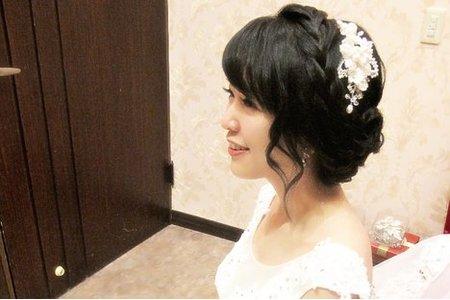 氣質超好的Bride:思瑩