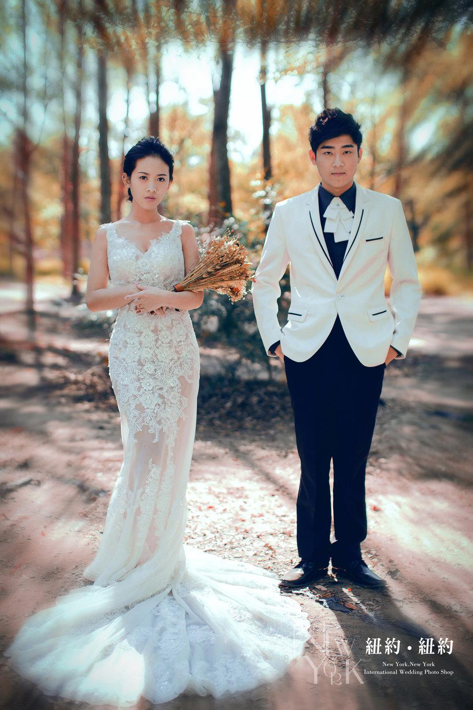 【新人作品│晟皓&妙莉】(編號:431632) - 紐約紐約國際婚紗攝影館 - 嘉義 - 結婚吧