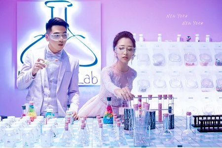 戀愛實驗室