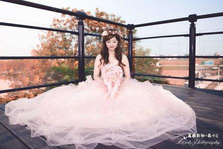 嘉義新娘秘書-嘉義新秘吳小u-婚紗寫真