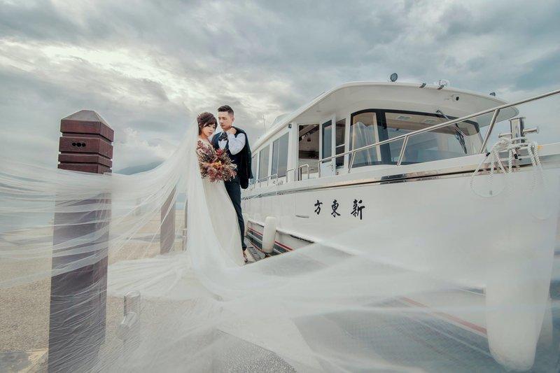 嘉義新娘秘書婚紗及寫真的外拍造型服務作品