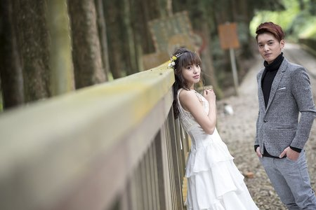 婚紗及寫真的外拍造型服務