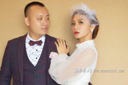 新娘單妝的造型妝髮服務
