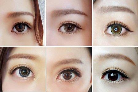嘉義新秘 嘉義新娘秘書 吳小U  精緻眼妝 眼型調整 單眼皮 內雙 蒙古折 大小眼