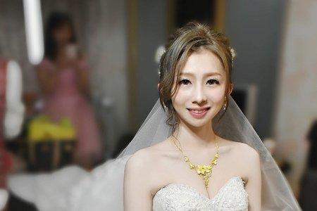 嘉義新娘秘書 嘉義新秘吳小U 台南新秘 新營新秘 瑜結婚