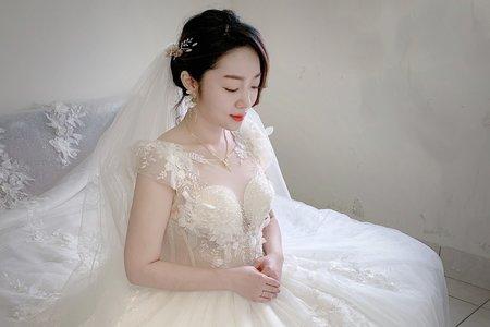 嘉義新娘秘書 嘉義新秘 月眉靖結婚