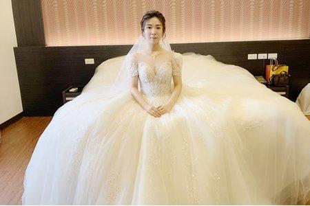 嘉義新秘 嘉義新娘秘書 台南瑄結婚 北港服務