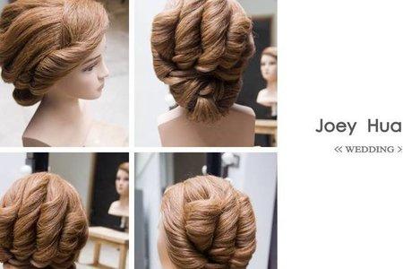 Bride髮型示範