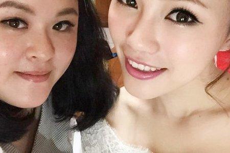 台中新秘韓系妝感 - Lacey
