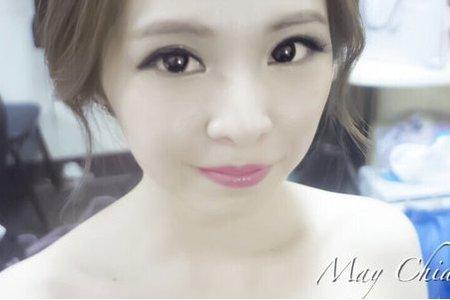 雲林新秘韓系甜美造型 - 欣芮